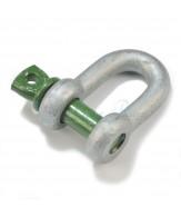 Green Pin standard gerade Schäkel / Augenbolzen