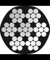 PP schwarz 7x7