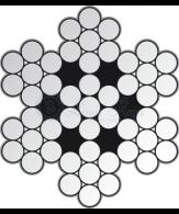 7x7 schwarz