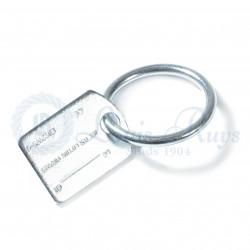 Kennzeichnungsanhänger / zurren